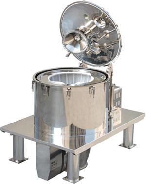 卧螺离心机与1.5m带式压滤机的消耗电功率的比较